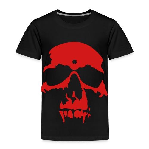 devil skull - Toddler Premium T-Shirt