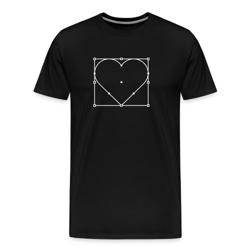 vector_love2 - Men's Premium T-Shirt