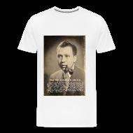 T-Shirts ~ Men's Premium T-Shirt ~ Frank Yerby