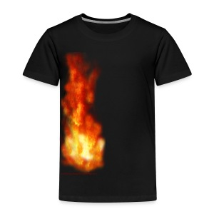 Fire - Toddler Premium T-Shirt