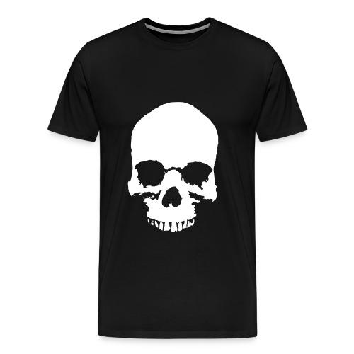 Men's Skull Tee - Men's Premium T-Shirt