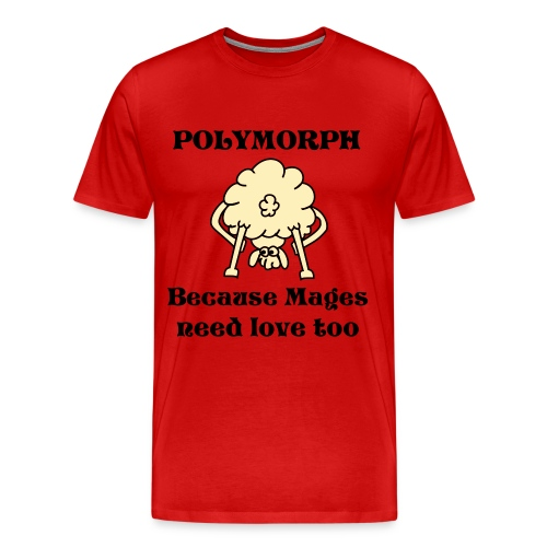 Polymorph Love - Men's Premium T-Shirt