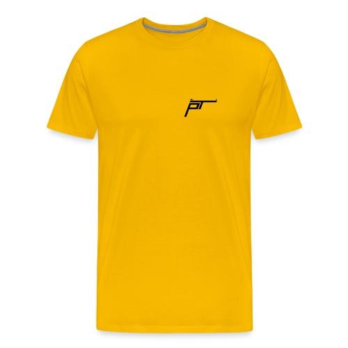 p-tc Yellow Tee - Men's Premium T-Shirt