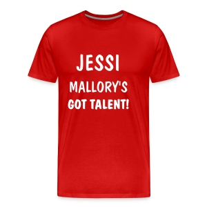 Jessi's Got Talent MENS - Men's Premium T-Shirt