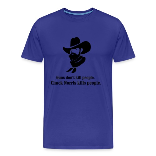 Chuck Kills - Men's Premium T-Shirt
