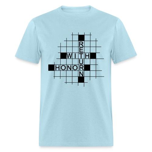 Return with honor Tee - Men's T-Shirt