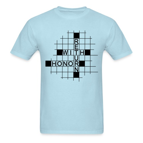 Return with honor Tee - Men's T-Shirt