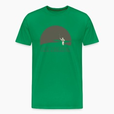 Sage fly fisherman 1 fly fishing design T-Shirts
