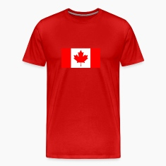 Red Flag of Canada T-Shirts