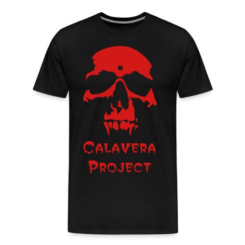Calavera Project T-Shirt - Men's Premium T-Shirt