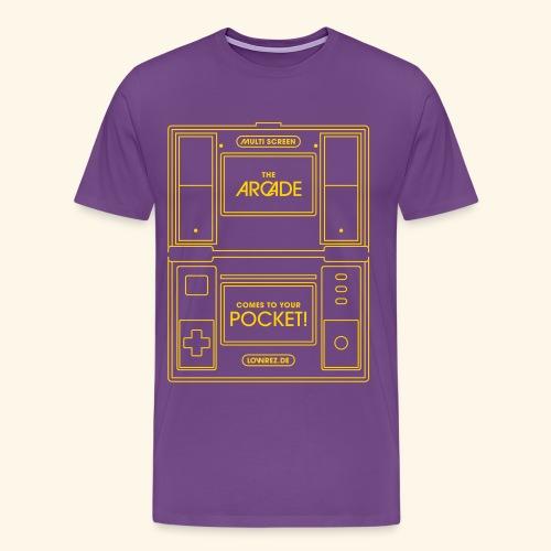 Multiscreen - Men's Premium T-Shirt