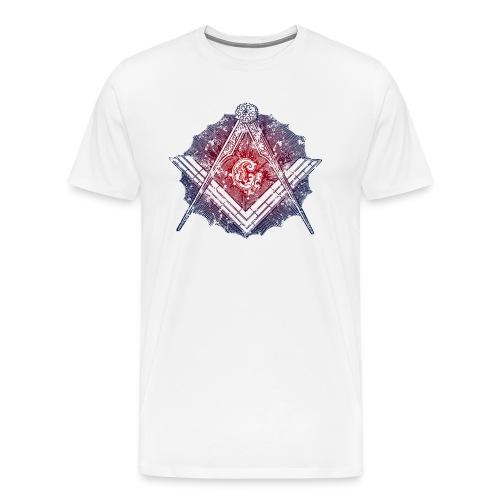 Freemason - Men's Premium T-Shirt