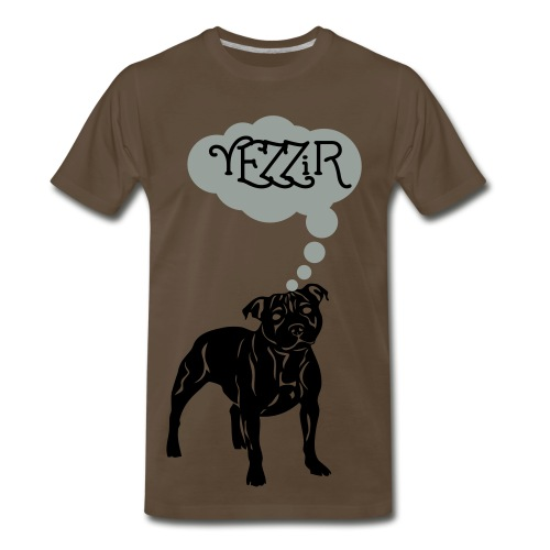 Yezzir - Dog - Men's Premium T-Shirt