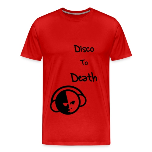 Disco To Death - Men's Premium T-Shirt