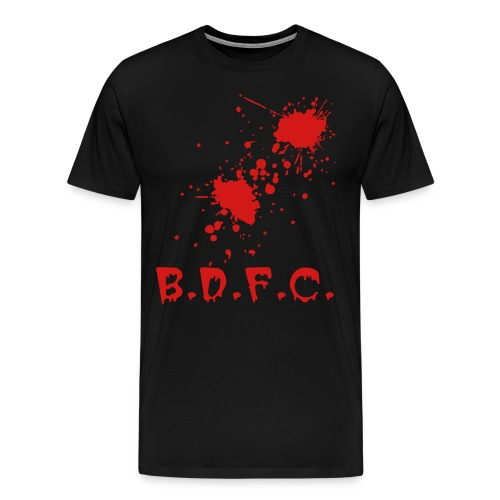 Men's Premium T-Shirt - ufc,mma,fight club,blood