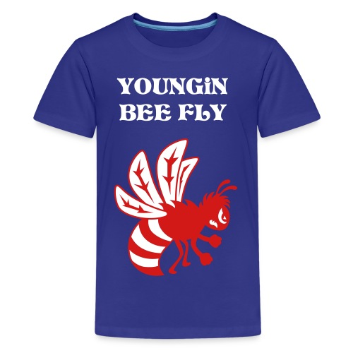 BEE FLY kids tee - Kids' Premium T-Shirt