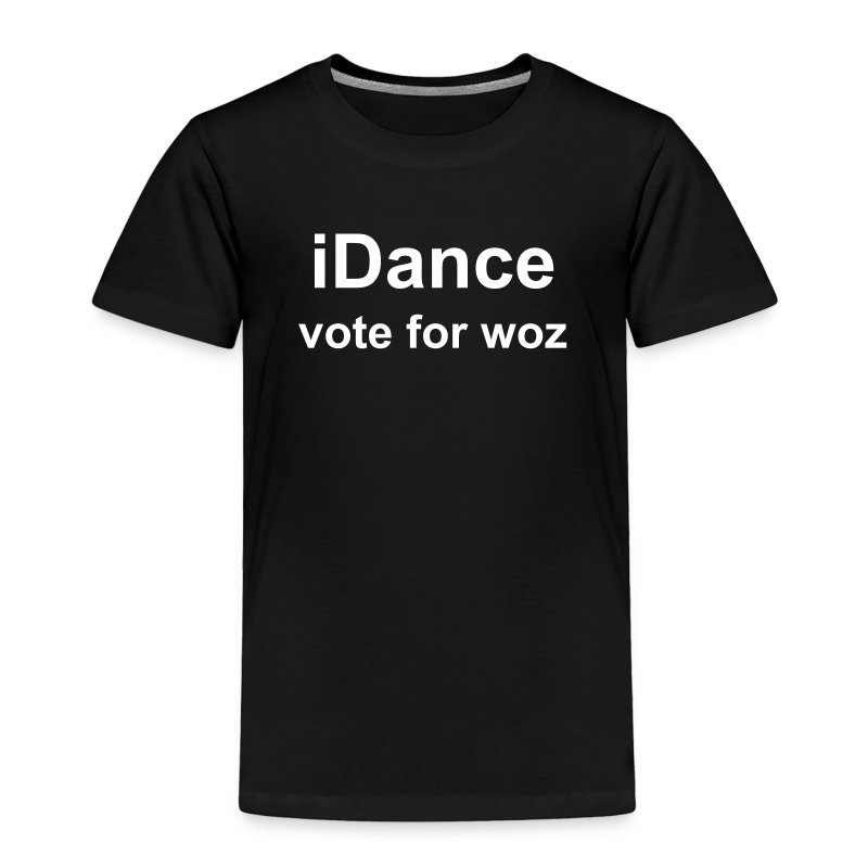 Toddler iDance T-Shirt - Toddler Premium T-Shirt
