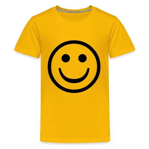 Happy Face - Kids' Premium T-Shirt