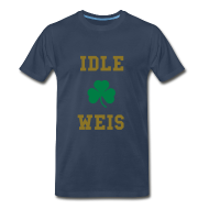 T-Shirts ~ Men's Premium T-Shirt ~ Idle Weis
