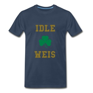 Idle Weis - Men's Premium T-Shirt