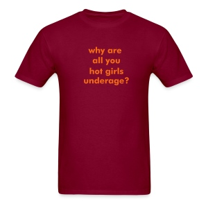 Underage - Men's T-Shirt