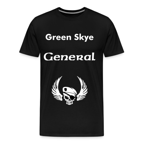 The AMÄN General tee - Men's Premium T-Shirt