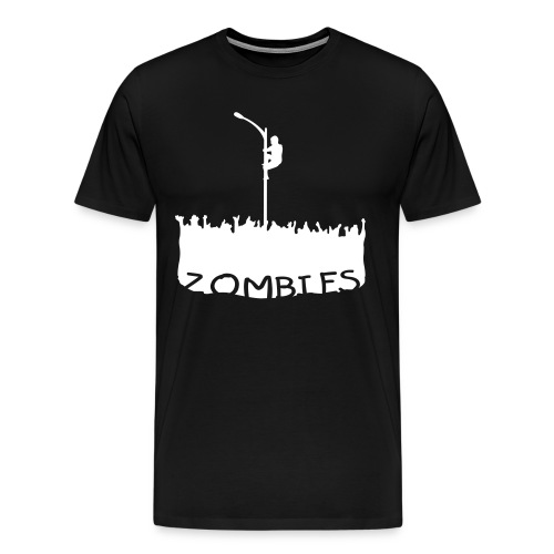 Zombies - Men's Premium T-Shirt