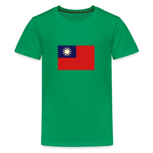 Kids' Premium T-Shirt - For those lil' Taiwanese.