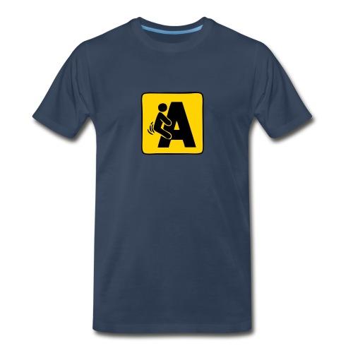 Fuckin A Shirt - Men's Premium T-Shirt