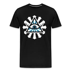 Paniq 2009 T-Shirt (Masculine Blue) - Men's Premium T-Shirt