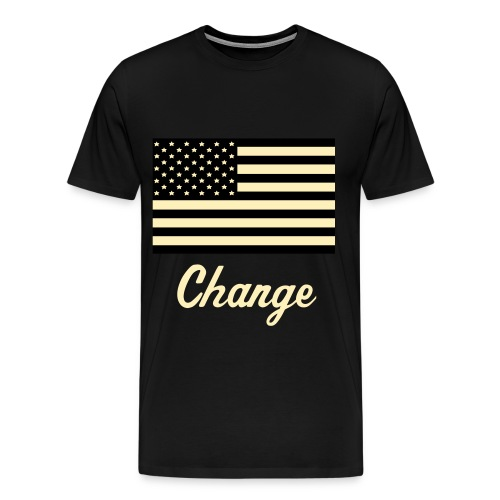 change - Men's Premium T-Shirt