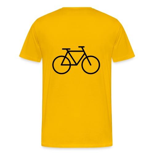 My first shirt - Men's Premium T-Shirt