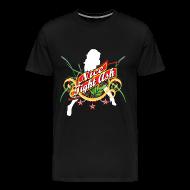 T-Shirts ~ Men's Premium T-Shirt ~ Classic Nice Tight Ash Shirt