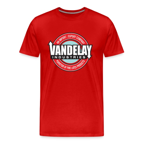 Vandelay Industries (Men) - Men's Premium T-Shirt