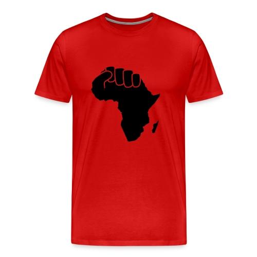 Red Africa - Men's Premium T-Shirt