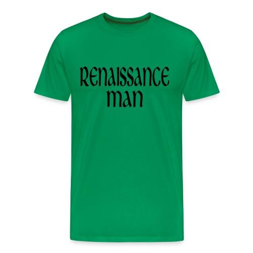WUBT 'Renaissance Women' Men's HeavyT-Shirt, Sage - Men's Premium T-Shirt