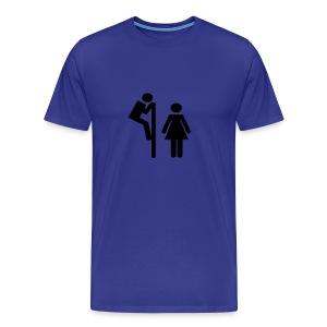 Peeping Tom - Men's Premium T-Shirt