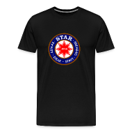 T-Shirts ~ Men's Premium T-Shirt ~ Men's Tee - Large logo on the front