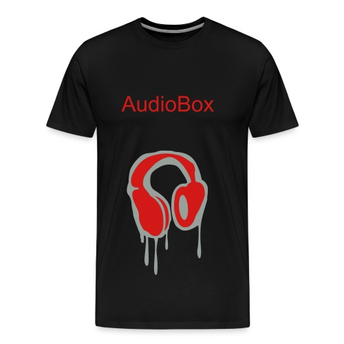 Audio Box - Men's Premium T-Shirt