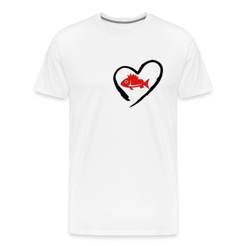 It's in your heart - Men's Premium T-Shirt