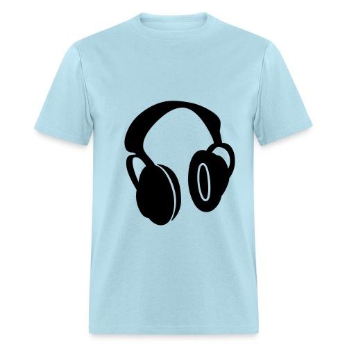 headphonez - Men's T-Shirt