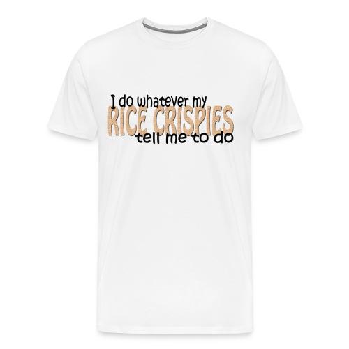 Rice Crispies - Men's Premium T-Shirt