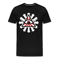 T-Shirts ~ Men's Premium T-Shirt ~ Paniq 2009 T-Shirt (Masculine Red)