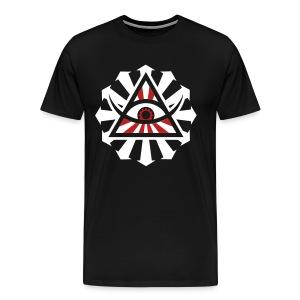 Paniq 2009 T-Shirt (Masculine Red) - Men's Premium T-Shirt