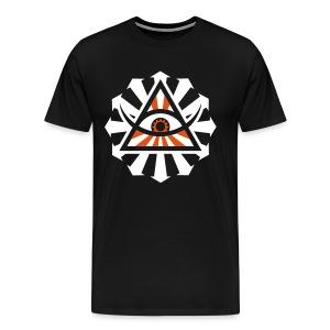 Paniq 2009 T-Shirt (Masculine Orange) - Men's Premium T-Shirt