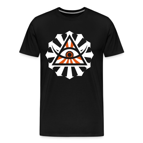 Paniq 2009 T-Shirt (Masculine Orange) - Men's Premium T-Shirt