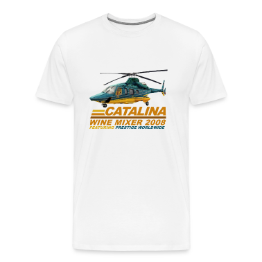 White Step Brothers Catalina T-Shirts