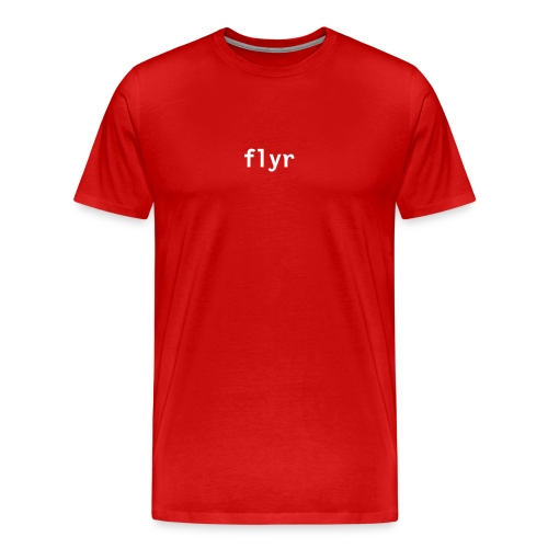 flyr - Men's Premium T-Shirt