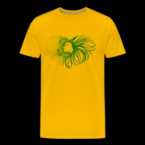 yellow sunshine shirt - Men's Premium T-Shirt