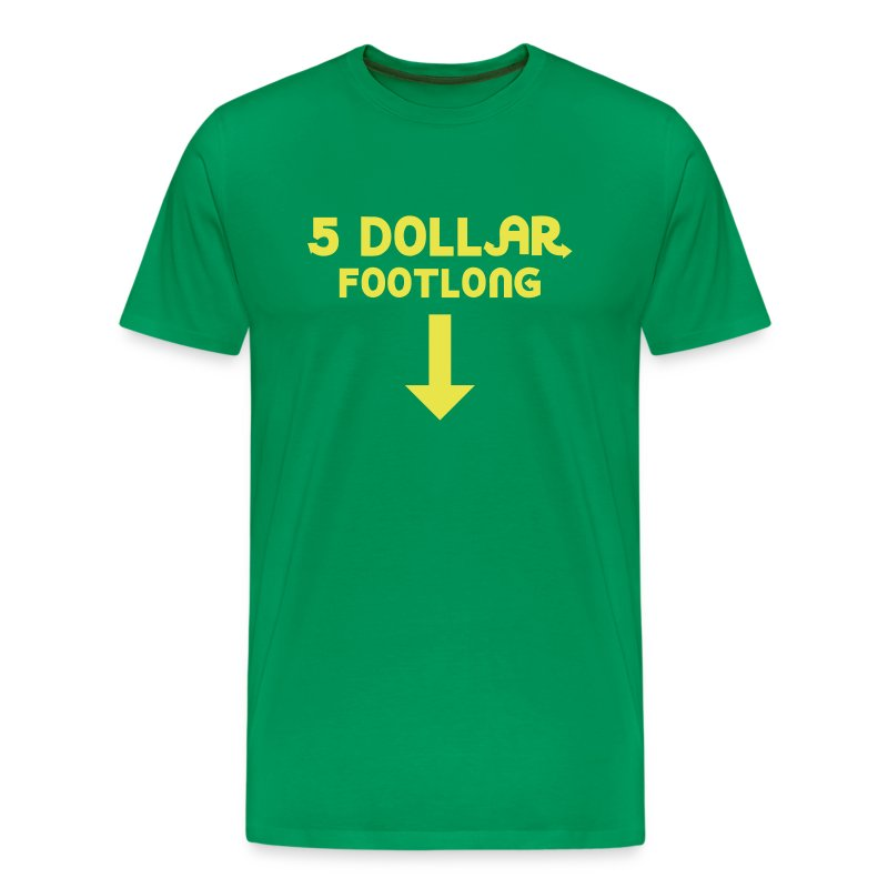 Make a bold statement with our 5 Dollar T-Shirts, or choose from our wide variety of expressive graphic tees for any season, interest or occasion. Whether you want a sarcastic t-shirt or a geeky t-shirt to embrace your inner nerd, CafePress has the tee you're looking for.